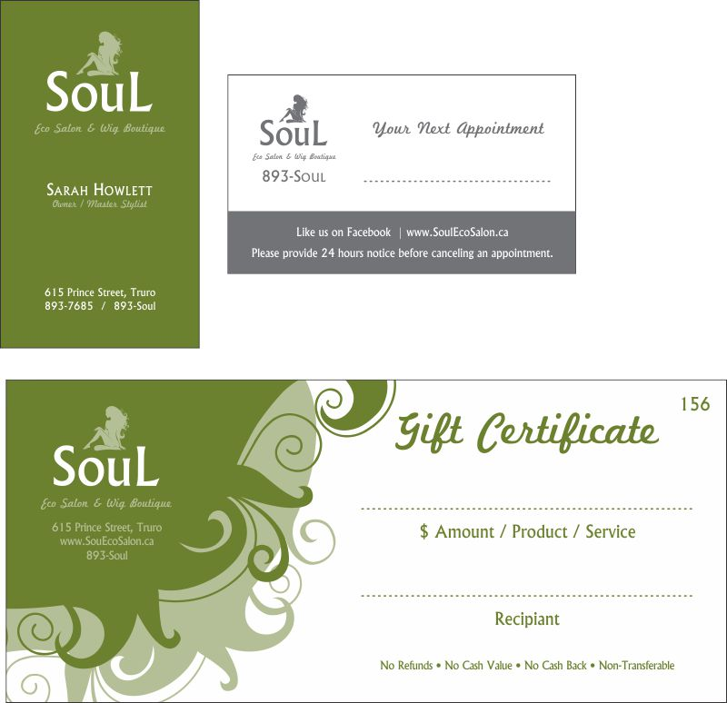 Soul, Eco Salon & Wig Boutique