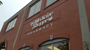 Medicine Shoppe Prince Street location